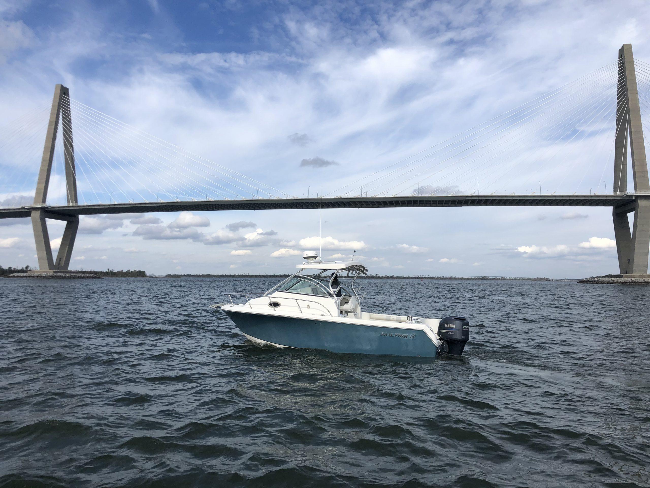 24' sailfish walkaround