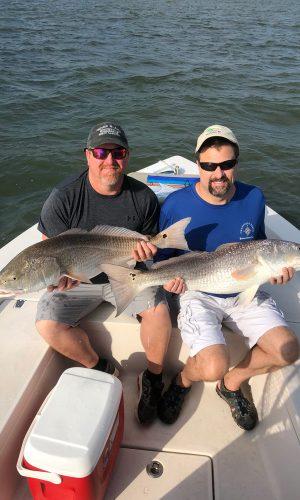 charleston redfish charters