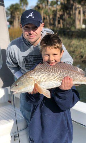 family fishing charter charleston